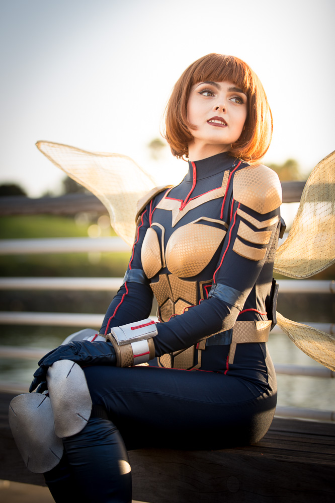The Wasp, Long Beach Comic Con 2019