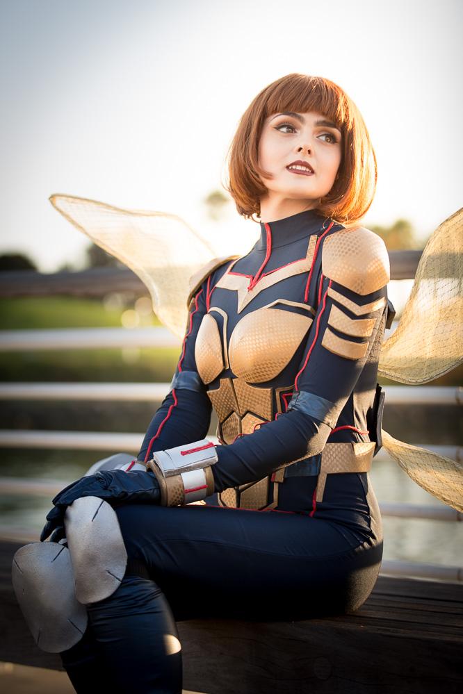 The Wasp, Long Beach Comic Con 2019